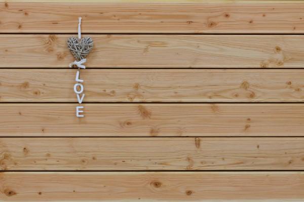Holzterrasse Douglasie, fein gerillt, 26 x 145 bis 5000 mm Dielen, Holz Bretter für die Terrasse