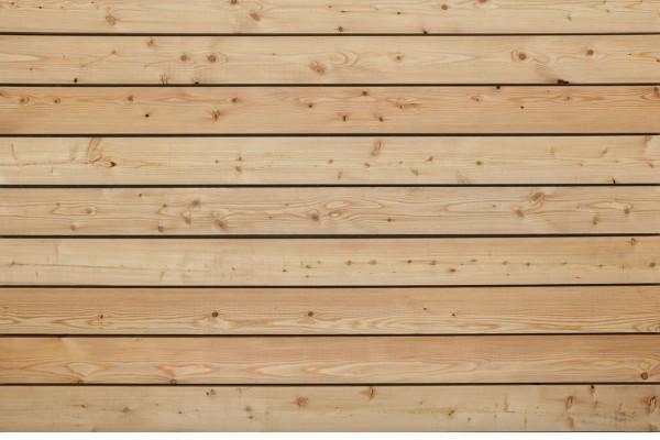 Holzterrasse Sibirische Lärche, glatt, B Sortierung, 45 x 140 bis 6000 mm Dielen, Holz Bretter für die Terrasse