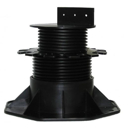 Stelzlager höhenverstellbar von ca. 65-140 mm
