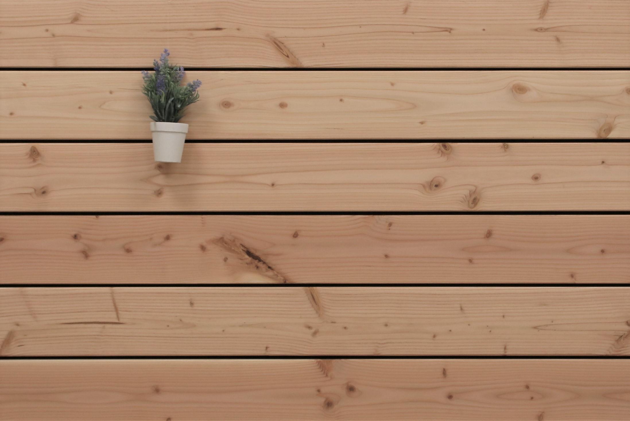Angebot des Monats, Holzterrasse Douglasie, glatt, 26 x 145 bis 5000 mm Dielen, Holz Bretter für die Terrasse, 5,90 €/lfm