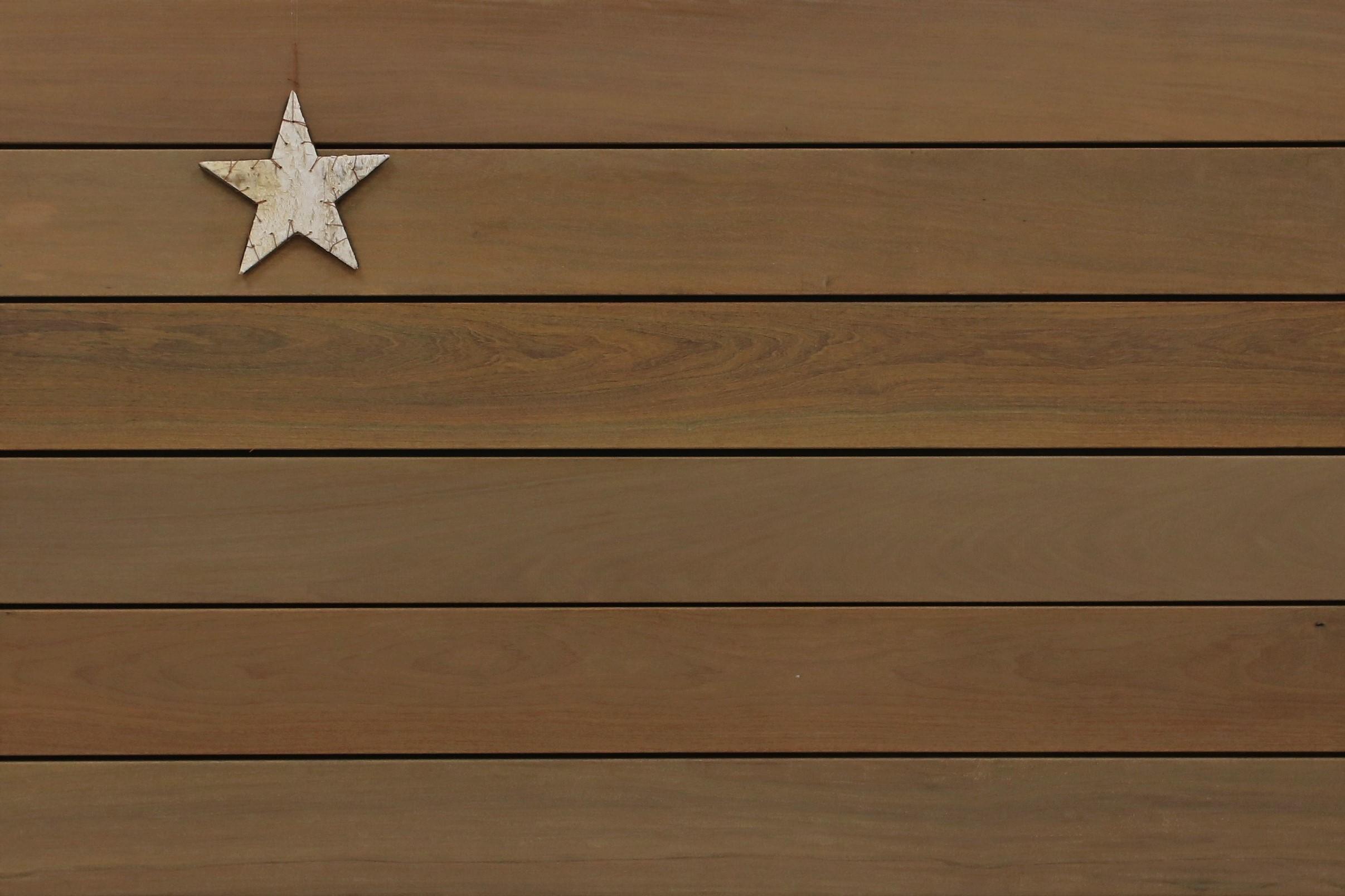 Angebot des Monats, Holzterrasse Ipe, glatt, 21 x 145 bis 6700 mm Dielen, Premium (KD) Holz Bretter für die Terrasse, 15,90 €/lfm