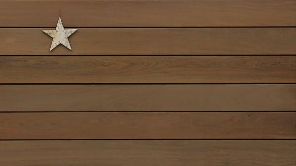 Angebot des Monats, Holzterrasse Ipe, glatt, 21 x 145 bis 6700 mm Dielen, Premium (KD) Holz Bretter für die Terrasse